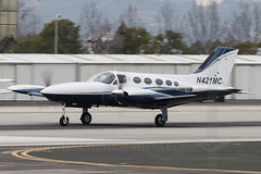 Cessna 421B Golden Eagle N421MC