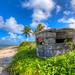 WW II Japanese bunker in Nauru by Nick Hobgood