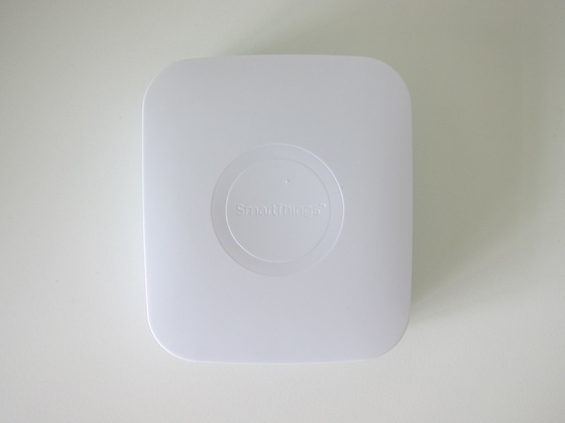 Samsung SmartThings - Hub - Top