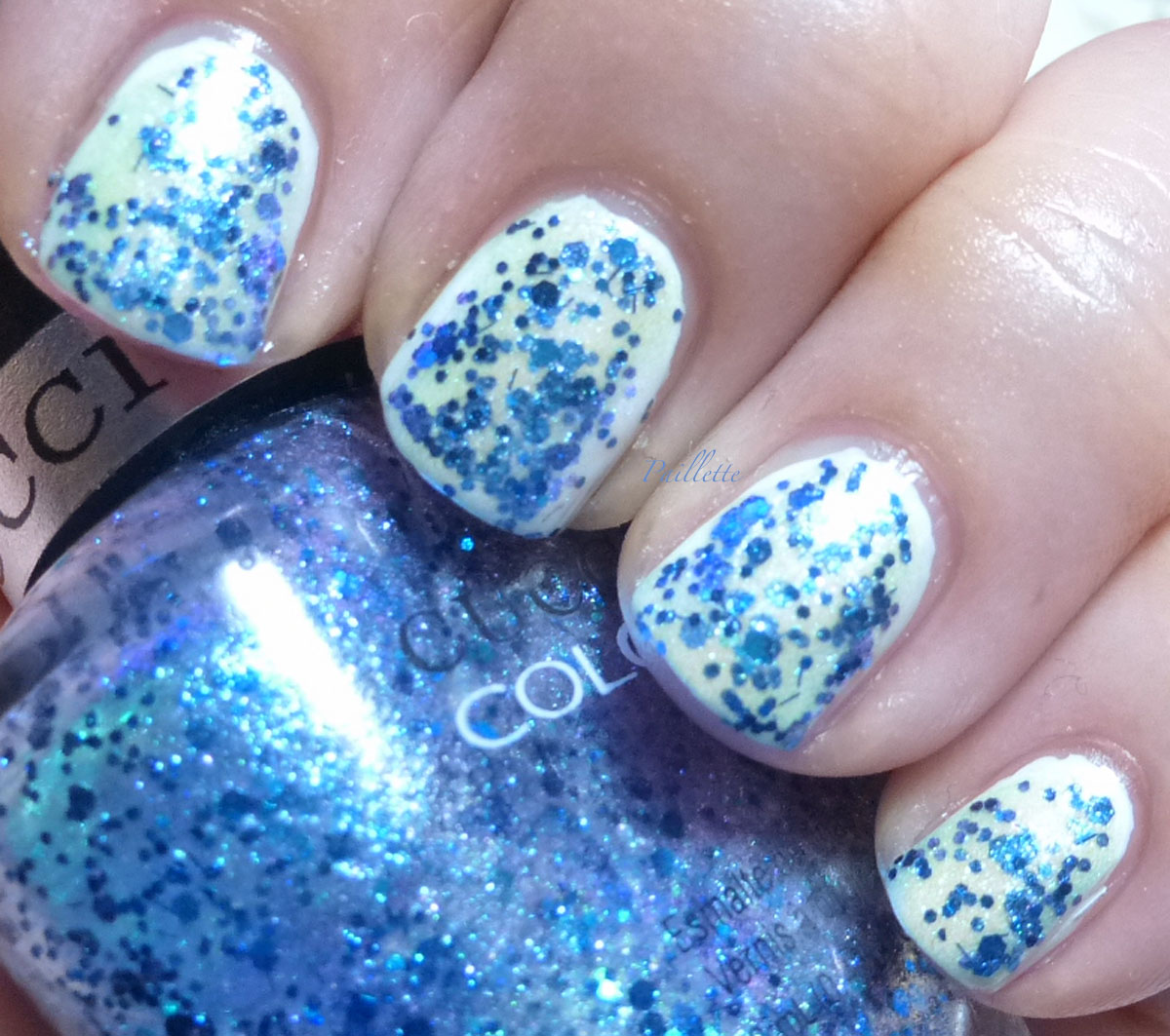 Paillette: a little nail polish journal: Cuccio Glitters