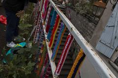 Yarn bombing Besançon 49