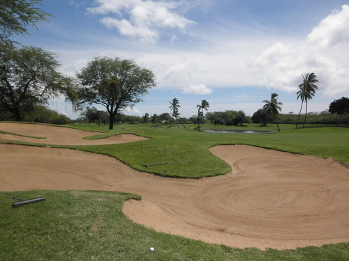 ewa beach Golf Club 252