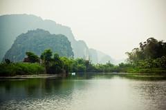 Baie d'Ha Long Terrestre - Ninh Binh - Hoa Lu - 77