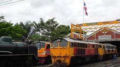 State Railway of Thailand, Bangkok