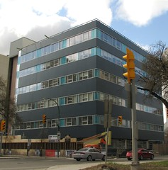 Former Sovereign Life Building