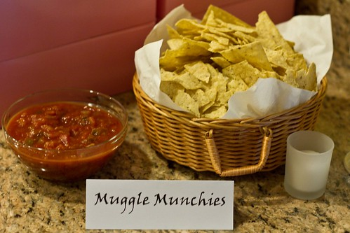 Muggle Munchies