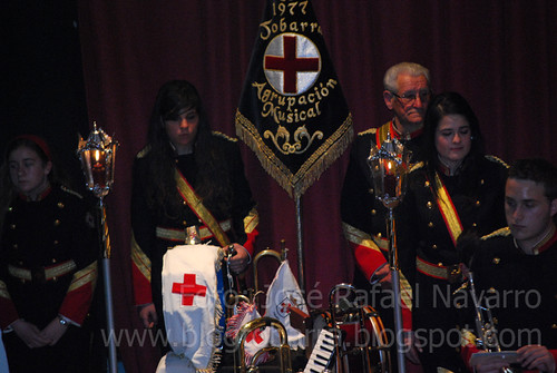 III Concierto de Marchas Procesionales a cargo de la A.M. Cruz Roja. 35 aniversario