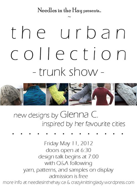 Trunk Show! May 11th!