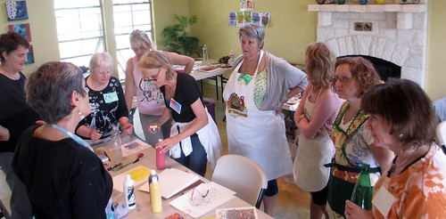 Art Retreat in Austin 2012