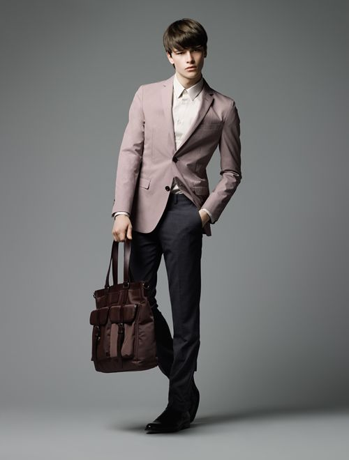 Hugh Vidler0011_Burberry Black Label SS12