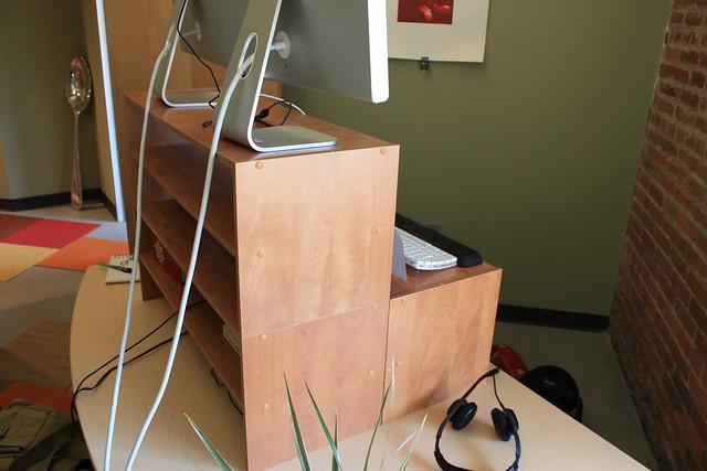 Standing Desk Left