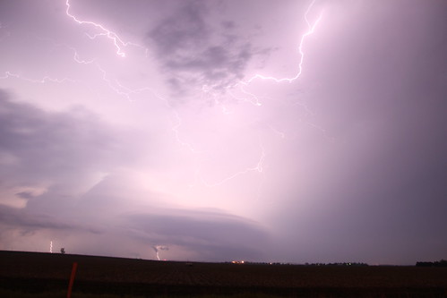 050412 - Tornado Warning in Northern Buffalo County - North of Kearney Nebraska