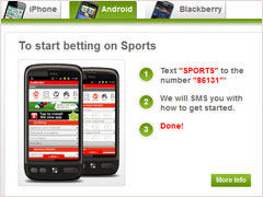 Ladbrokes Android Mobile Betting