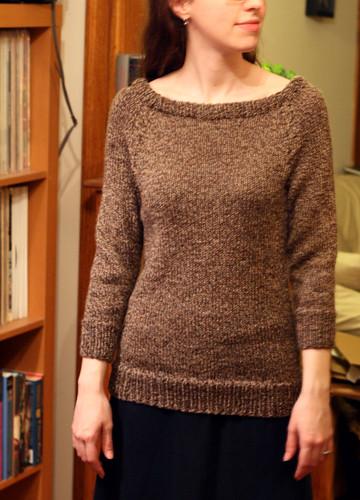 Dov's Sweater