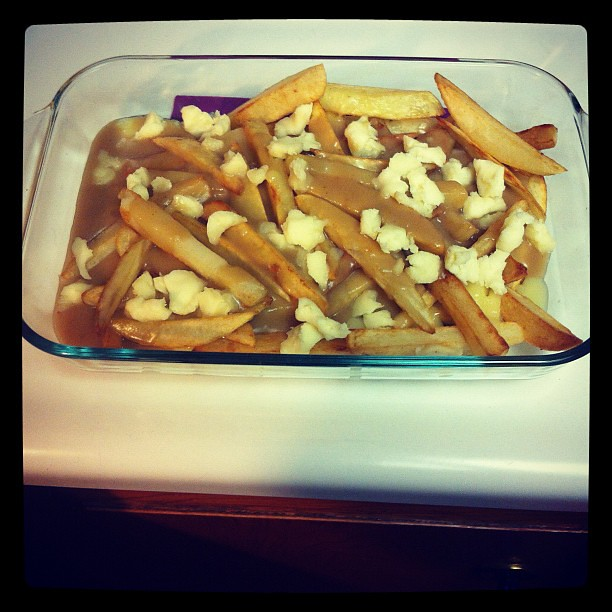 how to cook duck fat fries