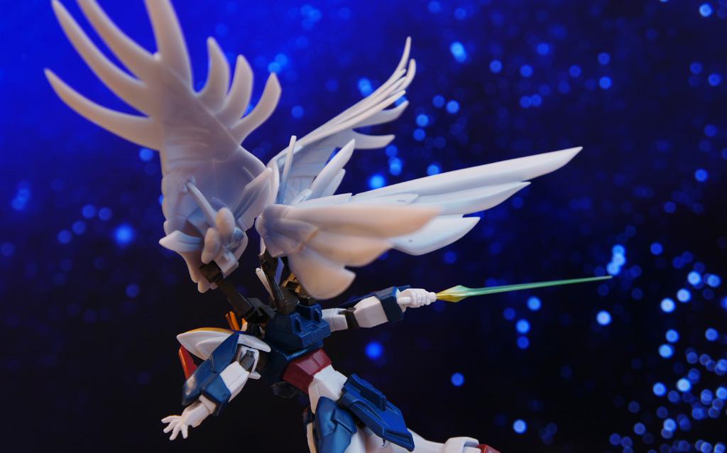 Break Impact Wing Zero EW