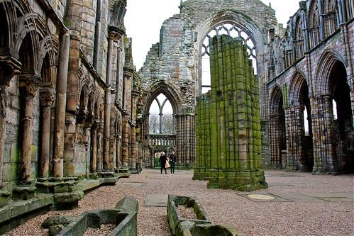 Holyrood Abbey 06