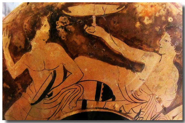 Ancient greek pottery decoration 05 flickr photo sharing for Ancient greek pottery decoration
