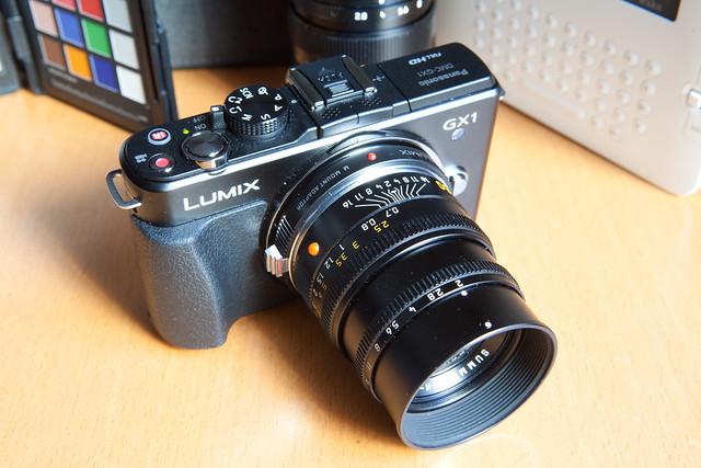 7040280997 97eace15f3 z Panasonic Lumix DMC GX1, una pequeña grande