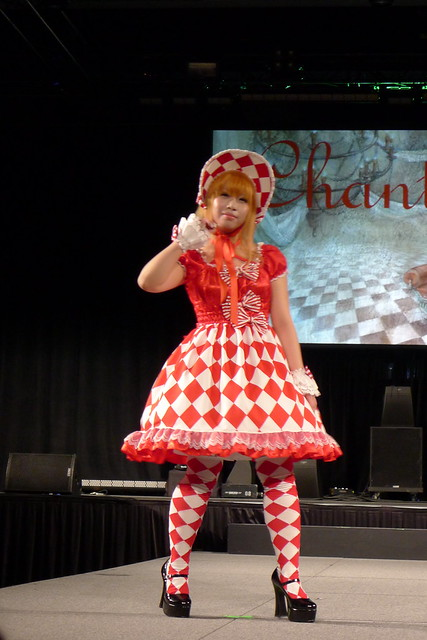 SakuraCon with Chantilly and Atelier Pierrot