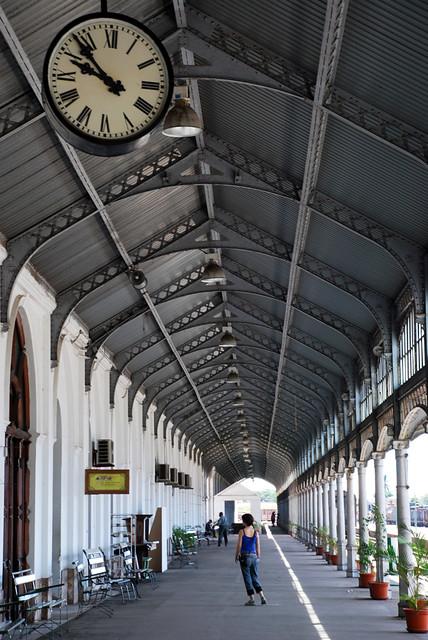Maputo [019] estação de caminho de ferro