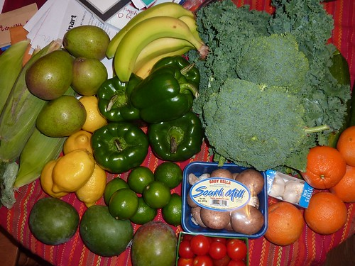 Co-Op Haul 4/9/12