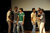 Boys from Ummeed Home-Dil Se Campaign at Kriti Eco Fest 2011, Alliance Francaise
