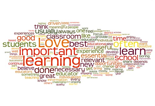 Feelings on professional development in general? (Edcamp Philly 2012 Survey)