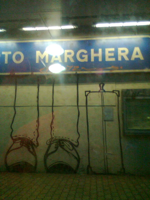 Two years in six pictures: Marghera