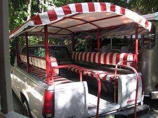 Open Air Taxi