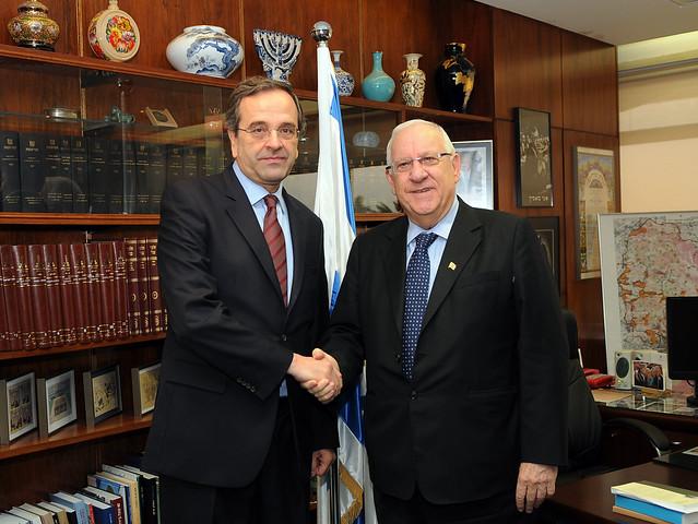 Reuven Rivlin e' il nuovo Presidente dello Stato di Israele