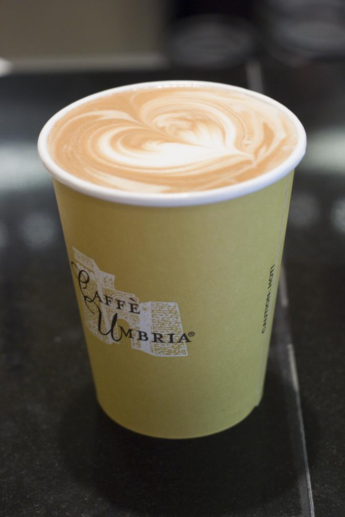 Cafe Umbria.