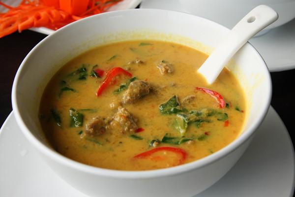 Samira Thai Yellow Curry Beef