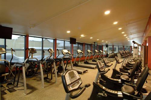 Hotel Fitness Center - Austin TX