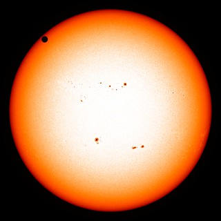NASA's SDO Satellite Captures 2012 Venus Transit