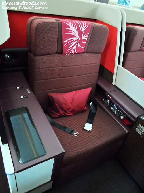 Malaysia Airlines A380 First Class5