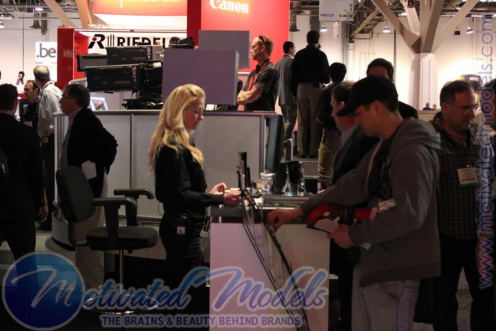 Trade Show Hostess, Tradeshow Hostess