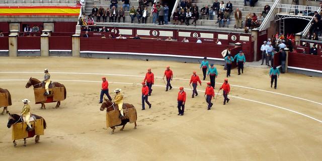 Corridas de Toros - Las Ventas