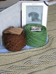 Yarn Along May 9