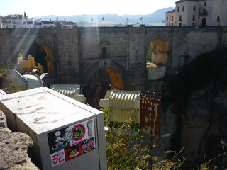 ANDALUCIA STICKER TOUR 2012