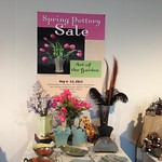 sign-vase-2012 - Spring Pottery Sale 2012 May 4-12 ArvadaCenter.org