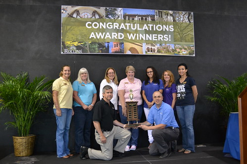 Human Resources Honored for Service Excellence