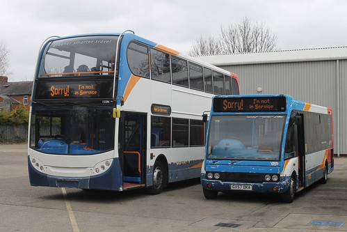 Stagecoach repaints!