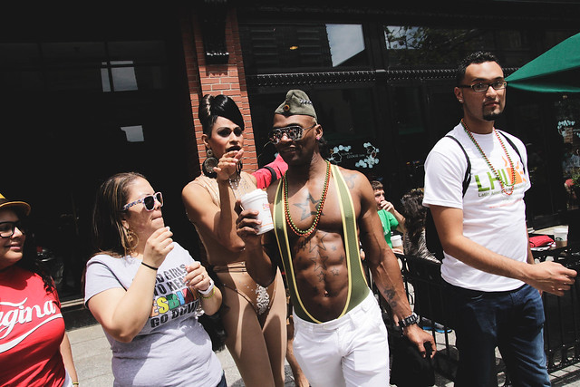 Gay Pride Parade Boston