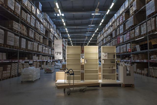 Ikea Space