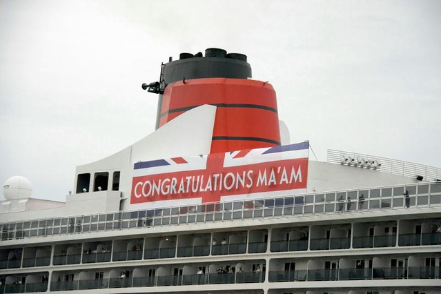3 Queens Jubilee Celebration