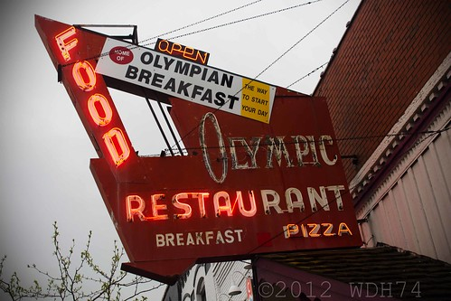 Olympic Restaurant by William 74