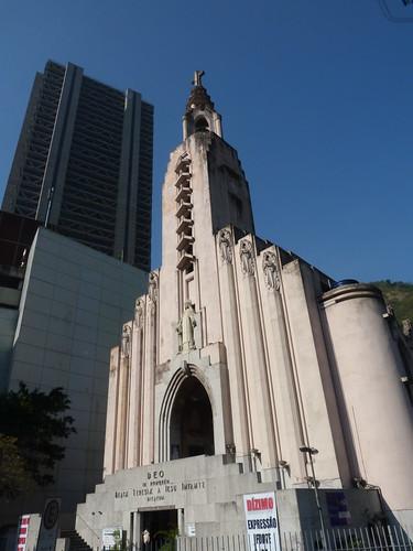 Igreja de Santa Teresinha do Túnel Novo, Rio de Janeiro