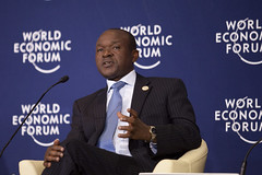 Erastus J. O. Mwencha - World Economic Forum on Africa 2012