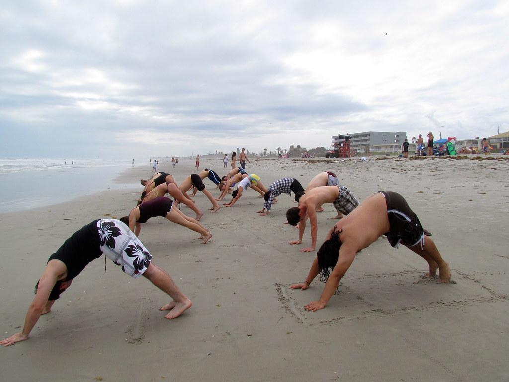 Homens e ioga: faz mais sentido do que você pensa